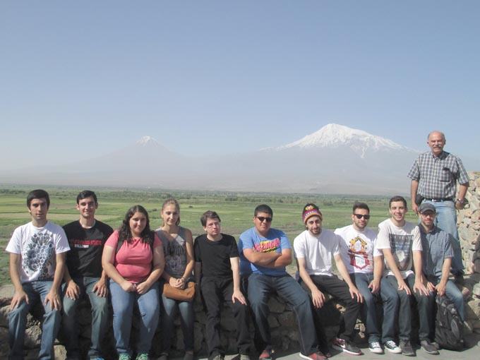 Mt. Ararat group