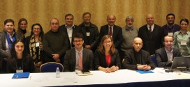 "Scholars at the international conference on ""Armenians in the Ottoman Empire,"" organized by the SAS."