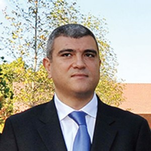 Consul of Armenia in Los Angeles, Levon Minasyan.