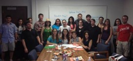 ASO members at the first general meeting of the year.  Photo: Barlow Der Mugrdechian