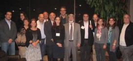 The Armenians Of Colorado hosted members of the Society for Armenian Studies at a reception in Denver.  Photo: ASP Archive