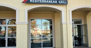 """The recently opened """"Ark Mediterranean Grill."""" Photo: Aramayis Orkusyan"""