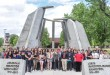 ASO Armenian Genocide Commemoration at the Monument.  Photo: Hourig Attarian