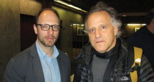 Left to right: Dr. Sergio La Porta and Dr. James Russell.  Photo: Hourig Attarian