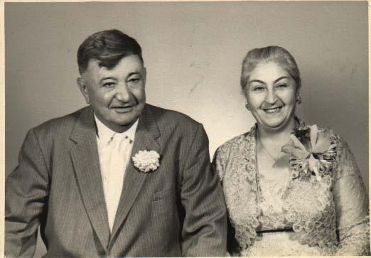 John and Stella Peloian